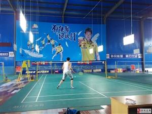 走进博文羽毛球馆