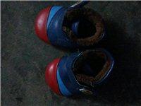 宝宝真皮鞋