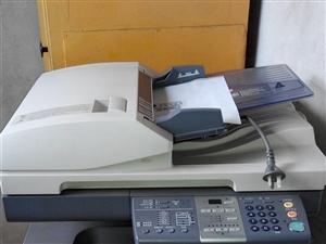 打字复印一体机