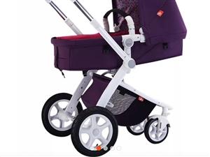 700元转好孩子婴儿推车,可躺可坐