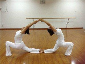 双人瑜伽动作