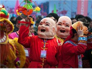 兴文大坝高装节 中国非物质文化遗产