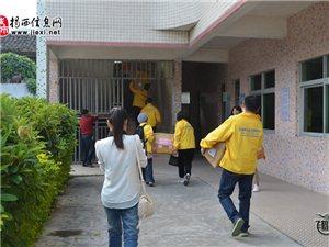 【原创】蓝海豚公益志愿服务队捐书活动(梅江小学)
