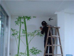 墙体 手绘【专业叫彩绘】