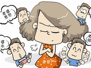 """中国""""妻管严""""城市排行榜出炉 上海居榜首"""