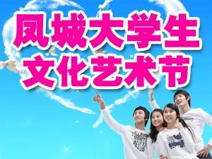 凤城大学生文化艺术节