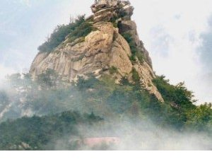 中国四大辟暑胜地之鸡公山风景区