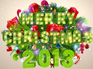 圣诞快乐-镜头下的圣诞节!