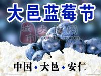 大邑首届蓝莓节――100元随便吃