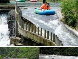 [原创]国家AAAAA级景区,中国白水洋。