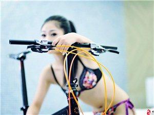 [贴图]骑友们速来围观单车美女-视觉盛宴