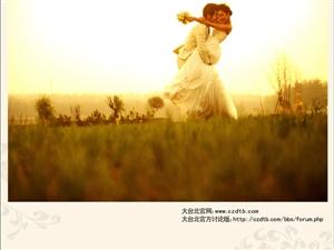 长治大台北婚纱摄影~~唯美大气婚纱照