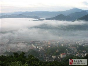 中国最美小城-安化