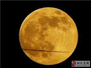 6月23日晚世界各地超级月亮美景