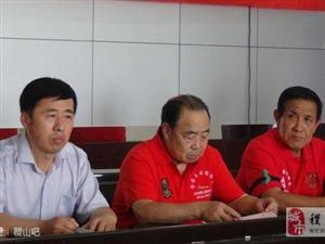 欢迎稷山木球队赴三亚参加全国锦标赛载誉归来