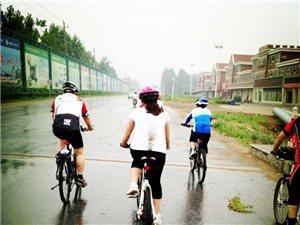 低碳生活我带头  健康骑行乐悠悠