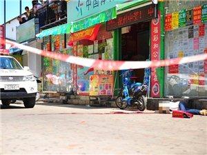 海南三亚一女子街头活生被砍头身亡