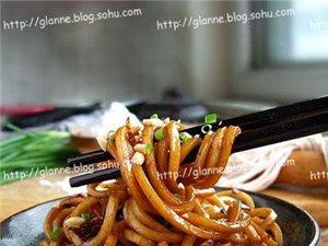 川香凉面: 面条也是好吃滴,为家里的吃货学学吧