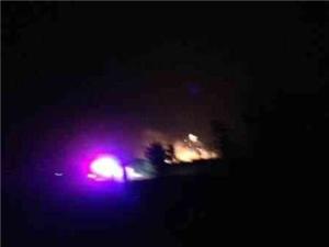 视频邢台任县一爆竹厂因自燃发生爆炸巨鹿隆尧有震感