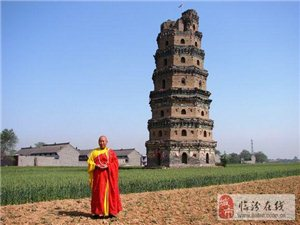 行游临汾94:国保单位之襄汾灵光寺琉璃塔(组图)
