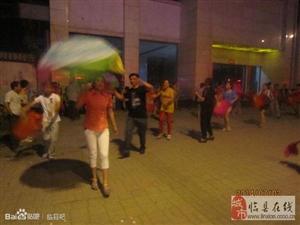 临县人在太原扭秧歌