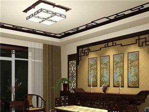 中式客厅的装修风格简述