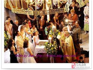 [原创]盘点世界各地不同的婚礼习俗