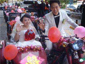 各种中国特色结婚图