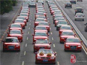 盘点中国式婚车 富豪、平民各有各的爱