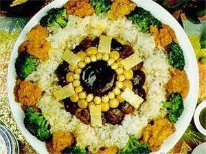 鼎湖上素是素食菜�V之一