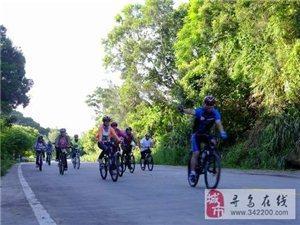 寻乌县自行车协会开展绿色环保骑行活动(图)