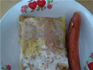 早上煎饼吃不起。自己在家做・・・(图)