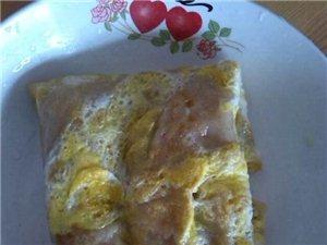 早上煎饼吃不起。自己在家做···(图)