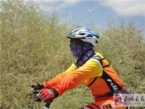 【活动掠影】2013年7月14骑行酒泉铧尖、海马泉活动掠影
