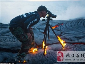 [转贴]用生命在摄影的男人