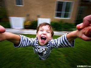 儿童摄影的7个小诀窍