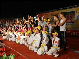 主题: 金张掖花开2013第一季少儿才艺展演第二场演出正在