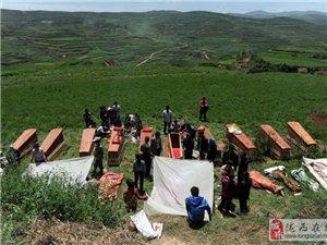 岷县地震第一时间图集