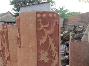 [原创]砂岩罗马柱 装饰罗马柱 人造石罗马柱