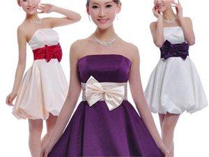 超性感的婚纱礼服让新娘秀出最完美的身材