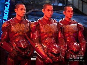 美国科幻电影《环太平洋》3D电影7月31日新世纪电影城放映