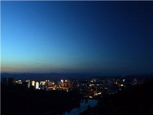 苗岭之夜-凯里小高山夜拍组图