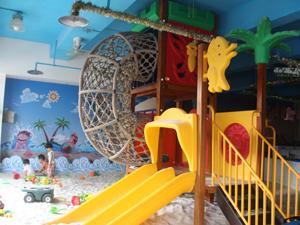 [原创]放假了,你会带孩子去哪里?去丹佛龙儿童乐园!