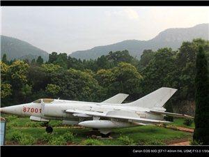 新拍摄的一组飞机和宝塔照片