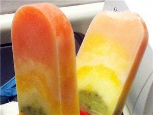 夏日必备的彩虹冰棒,还不学你就out了!