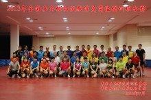 马健教练荣获国家级乒乓球教练员