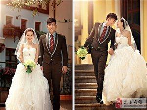 晒一下我们在爱罗时尚婚纱摄影拍的婚纱照~
