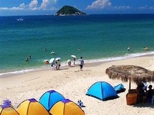 【清凉一夏】8月18日 日照海边露营交友派对等你来参加!