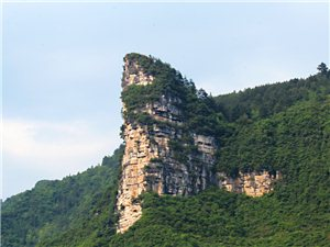 犀角岩风采