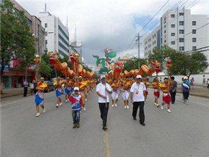 《龙舞龙乡 相约鹿城 共享文化盛宴》即将在州电视台盛情播出